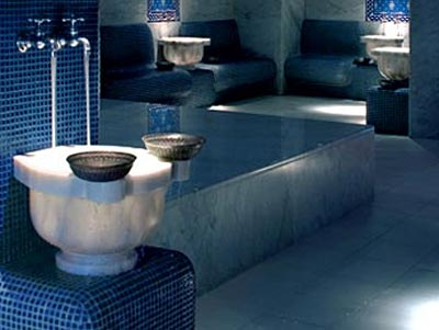 The Hamam Room at Ten Spa - Photo credit goes to Ten Spa
